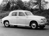 Photos of Rover P4 75 1949–54