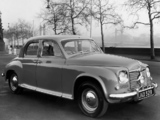 Pictures of Rover P4 75 1949–54