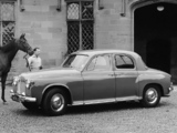Pictures of Rover P4 100 1960–62