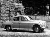 Rover P4 75 Mark II 1954–59 photos