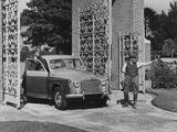 Rover P4 80 1959–62 photos
