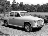 Rover P4 80 1959–62 pictures