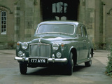 Rover P4 100 1960–62 pictures