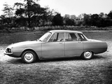Images of Rover T4 (P6) 1961