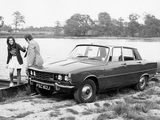 Pictures of Rover 2000TC (P6) 1971–73