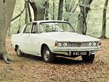 Rover 2000 (P6) 1963–73 photos