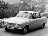 Rover 2000 (P6) 1963–73 pictures