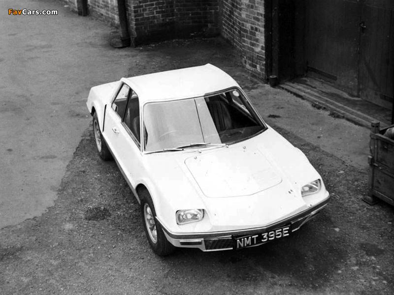Rover P6BS V8 Prototype 1967 photos (800 x 600)