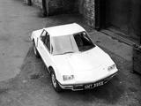 Rover P6BS V8 Prototype 1967 photos