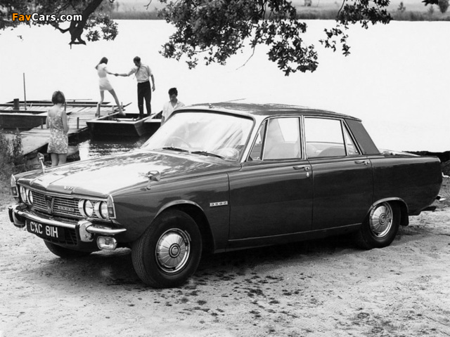 Rover 3500 V8 (P6) 1968–70 pictures (640 x 480)