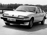 Photos of Rover 2400 SD Turbo (SD1) 1982–86