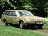 Rover SD1 Estate Prototype 1975 photos