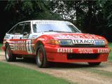Rover Vitesse ETC Group A (SD1) 1985–86 photos