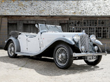 Photos of Rover Speed Pilot Sports Tourer 1933