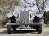 Rover Speed Pilot Sports Tourer 1933 photos