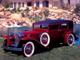 Ruxton Model C Brougham Sedan 1930 pictures