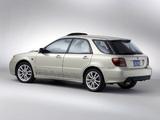 Saab 9-2X 2004–06 wallpapers