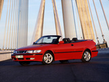 Images of Saab 9-3 Convertible 1998–2003