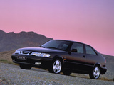 Photos of Saab 9-3 Coupe 1998–2002