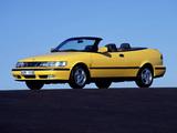 Photos of Saab 9-3 Convertible 1998–2003