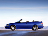 Photos of Saab 9-3 Viggen Convertible 1999–2000