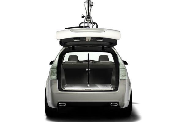 Photos Of Saab 9 3 Sport Hatch Concept 2003