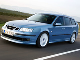 Photos of Saab 9-3 SportCombi Anniversary Edition 2007