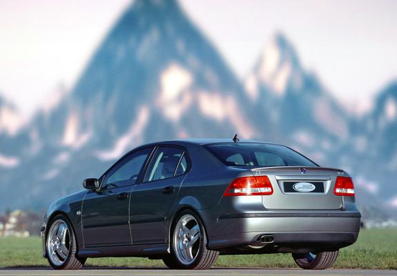 Pictures Of Hirsch Saab 9 3 Aero Sport Sedan 2002 07