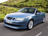 Pictures of Saab 9-3 Convertible Anniversary Edition 2007