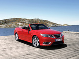 Pictures of Saab 9-3 Aero Convertible 2008–11