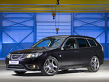 Pictures of Saab 9-3 Turbo X SportCombi 2008