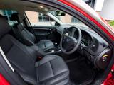 Pictures of Saab 9-3 Griffin SportCombi UK-spec 2011