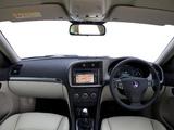 Pictures of Saab 9-3 Griffin Sport Sedan UK-spec 2011