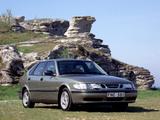 Saab 9-3 1998–2002 photos