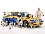 Saab 9-3 Turbo Rallycross 1998–99 photos