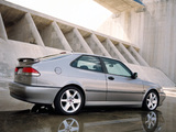 Saab 9-3 Aero Coupe 1999–2002 photos