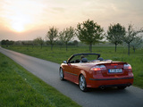 Saab 9-3 Convertible Aero Performance by Hirsch 2003–07 images