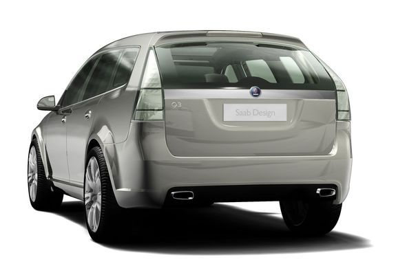 Saab 9 3 Sport Hatch Concept 2003 Wallpapers