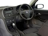 Saab 9-3 1.9TiD Sport Sedan UK-spec 2004–07 wallpapers