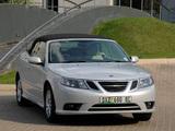 Saab 9-3 Convertible 2008–11 photos
