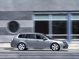 Saab 9-3 SportCombi 2008–11 pictures
