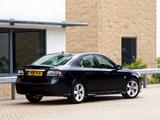 Saab 9-3 Griffin Sport Sedan UK-spec 2011 photos