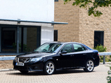 Saab 9-3 Griffin Sport Sedan UK-spec 2011 wallpapers