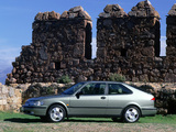 Saab 9-3 Coupe 1998–2002 wallpapers