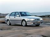 Saab 9-3 1998–2002 wallpapers