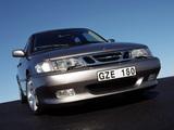 Saab 9-3 Aero 1999–2001 wallpapers
