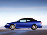 Saab 9-3 Viggen Convertible 1999–2000 wallpapers