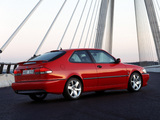 Saab 9-3 Aero Coupe 1999–2002 wallpapers