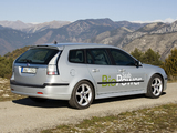 Saab 9-3 BioPower SportCombi 2006–07 wallpapers