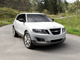 Images of Saab 9-4X BioPower Concept 2008